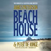The Beach House by  Peter de Jonge audiobook