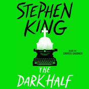 The Dark Half by  Stephen King audiobook