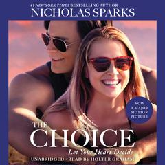 The Choice by Nicholas Sparks audiobook
