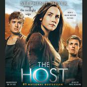 The Host by  Stephenie Meyer audiobook