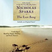 The Last Song by  Nicholas Sparks audiobook