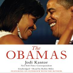 The Obamas by Jodi Kantor audiobook
