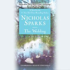 The Wedding by Nicholas Sparks audiobook