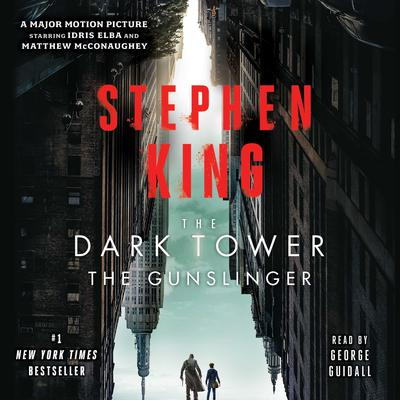 Dark Tower I by Stephen King audiobook