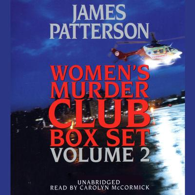Women's Murder Club Box Set, Volume 2 by James Patterson audiobook