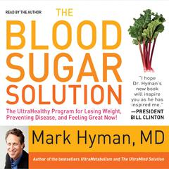 The Blood Sugar Solution by Mark Hyman audiobook