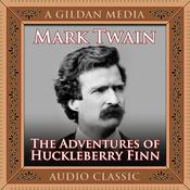 The Adventures Huckleberry Finn by  Mark Twain audiobook