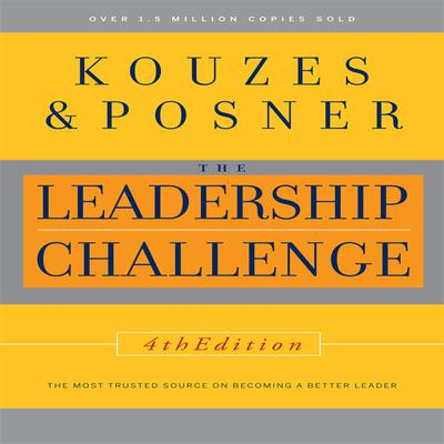 Leadership Challenge by James M. Kouzes audiobook
