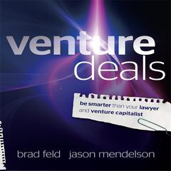 Venture Deals by Jason Mendelson audiobook