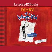 Diary of a Wimpy Kid by  Jeff Kinney audiobook