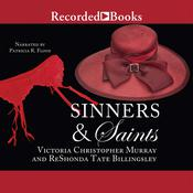 Sinners & Saints by  ReShonda Tate Billingsley audiobook