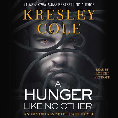 A Hunger like No Other by Kresley Cole audiobook