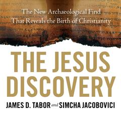 The Jesus Discovery by James D. Tabor audiobook