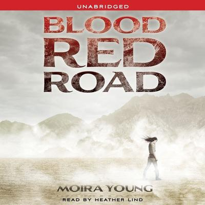 Blood Red Road by Moira Young audiobook