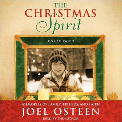 The Christmas Spirit by Joel Osteen audiobook