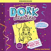 Dork Diaries 2 by  Rachel Renée Russell audiobook