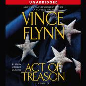 Act of Treason by  Vince Flynn audiobook