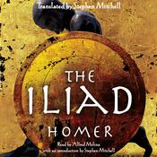 The Iliad by  Homer audiobook