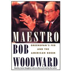 Maestro by Bob Woodward audiobook
