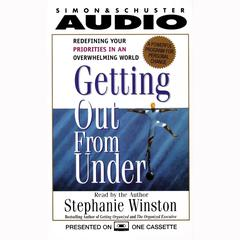 Getting Out from Under by Stephanie Winston audiobook