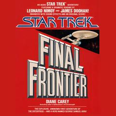 Star Trek: Final Frontier by Diane Carey audiobook