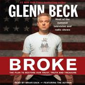 Broke by  Glenn Beck audiobook