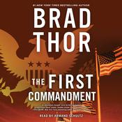 The First Commandment by  Brad Thor audiobook