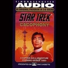 Star Trek: Cacophony by J. J. Molloy audiobook