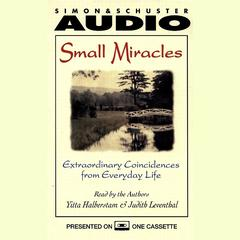 Small Miracles by Yitta Halberstam audiobook