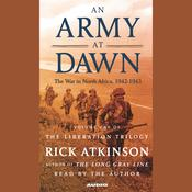 An Army at Dawn by  Rick Atkinson audiobook