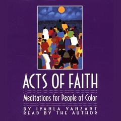 Acts of Faith by Iyanla Vanzant audiobook