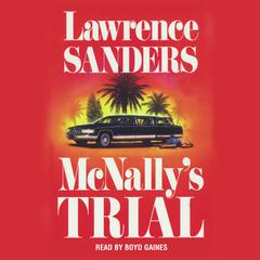 McNally's Trial by Lawrence Sanders audiobook