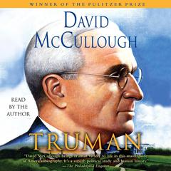Truman by David McCullough audiobook