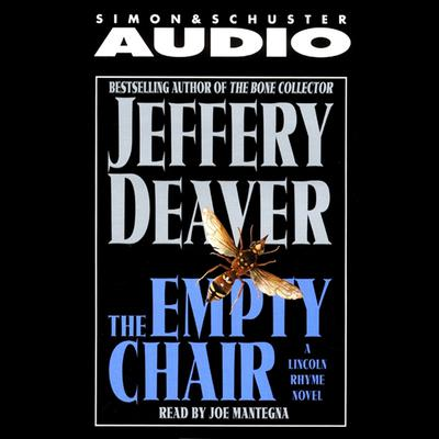 The Empty Chair by Jeffery Deaver audiobook