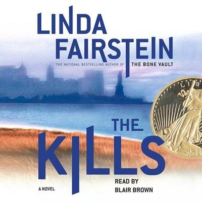 The Kills by Linda Fairstein audiobook