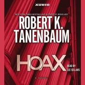 Hoax by  Robert K. Tanenbaum audiobook