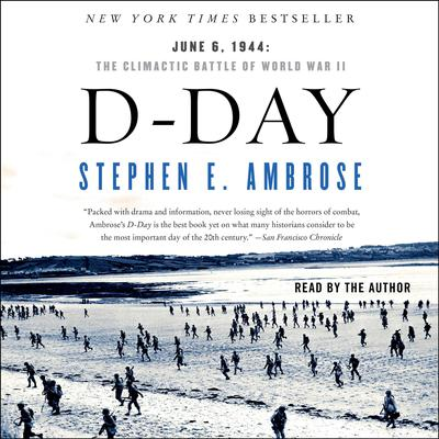 D-Day by Stephen E. Ambrose audiobook