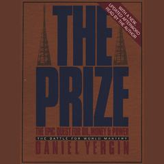 The Prize by Daniel Yergin audiobook