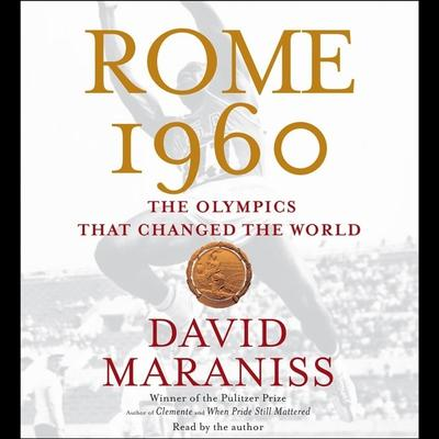 Rome 1960 by David Maraniss audiobook