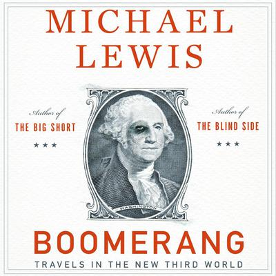 Boomerang by Michael Lewis audiobook
