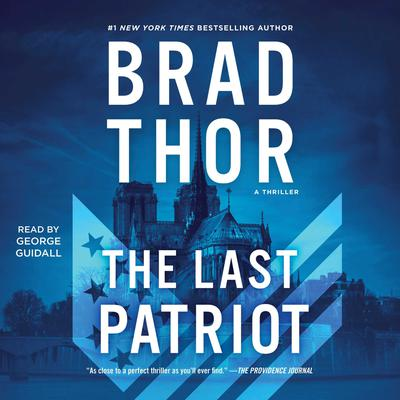 Last Patriot by Brad Thor audiobook
