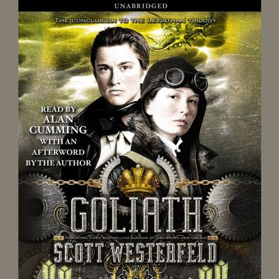Goliath by Scott Westerfeld audiobook