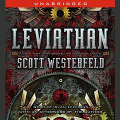 Leviathan by Scott Westerfeld audiobook