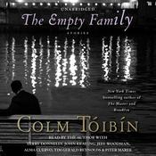The Empty Family by  Colm Tóibín audiobook