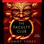 The Faculty Club by  Danny Tobey audiobook