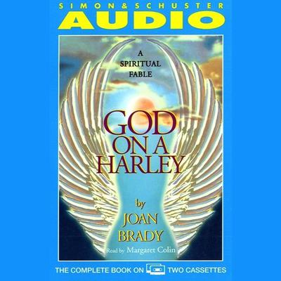 God On A Harley by Joan Brady audiobook