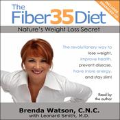 The Fiber35 Diet by  Brenda Watson CNC audiobook