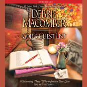 God's Guest List by  Debbie Macomber audiobook