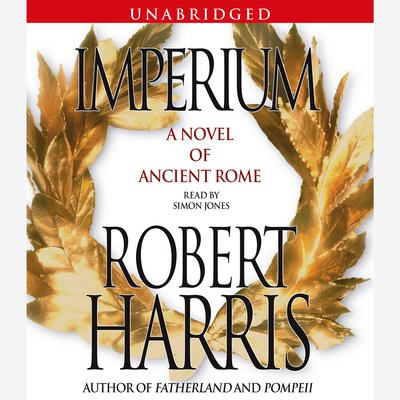 Imperium by Robert Harris audiobook