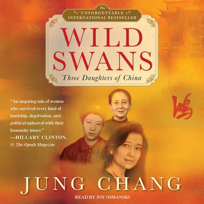 Wild Swans by Jung Chang audiobook